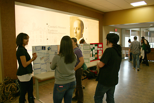Presentations in the Carter G. Woodson Center